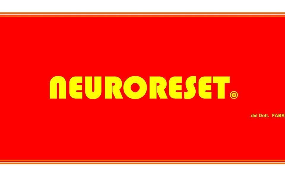 Una breve descrizione del Metodo Neuroreset©® per il trattamento dell'algodistrofia e dei blocchi articolari