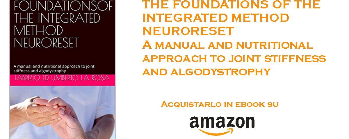 """Pubblicata su Amazon la versione inglese de """"LE BASI DEL METODO INTEGRATO NEURORESET"""""""